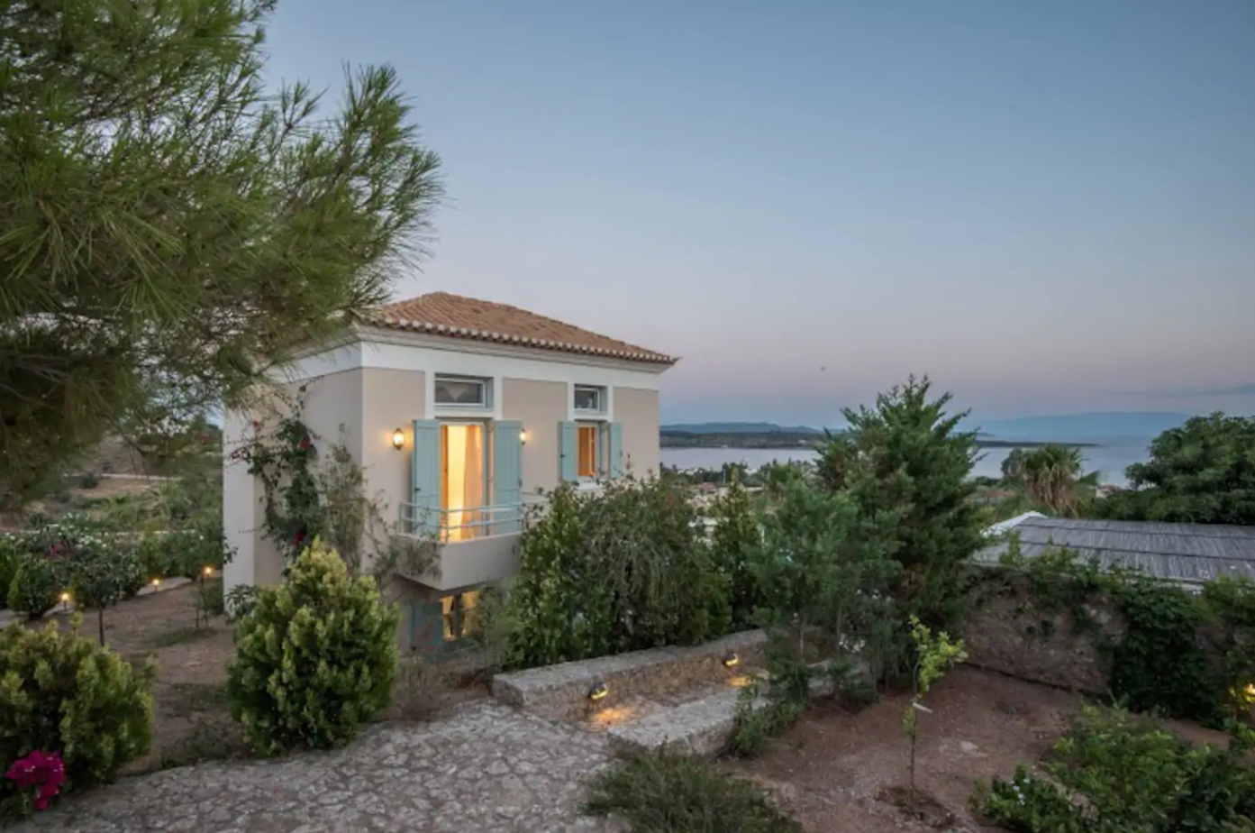 Villa – SRE1124012 – Kranidi – Portocheli