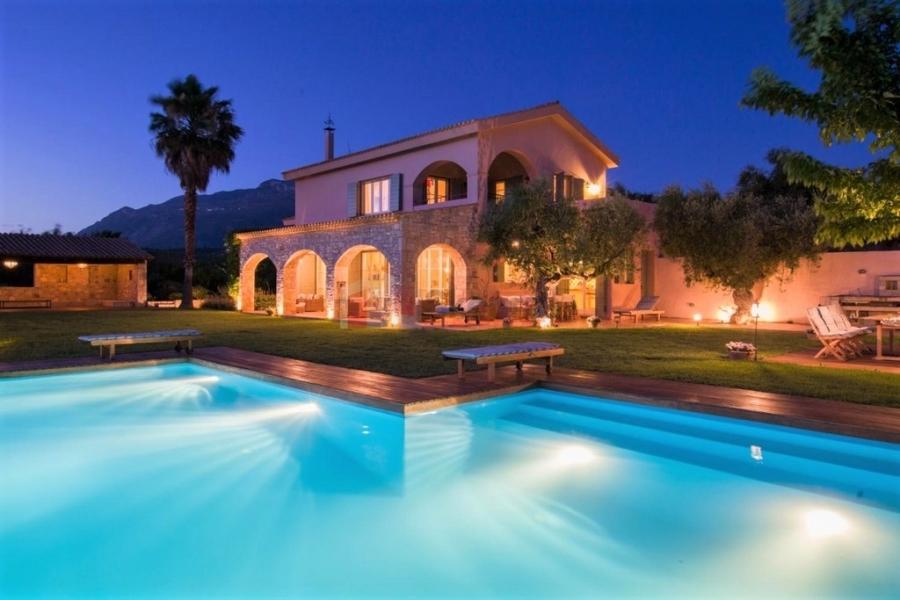 Villa – SRE1112304 – Peloponnese – Avia Messinia