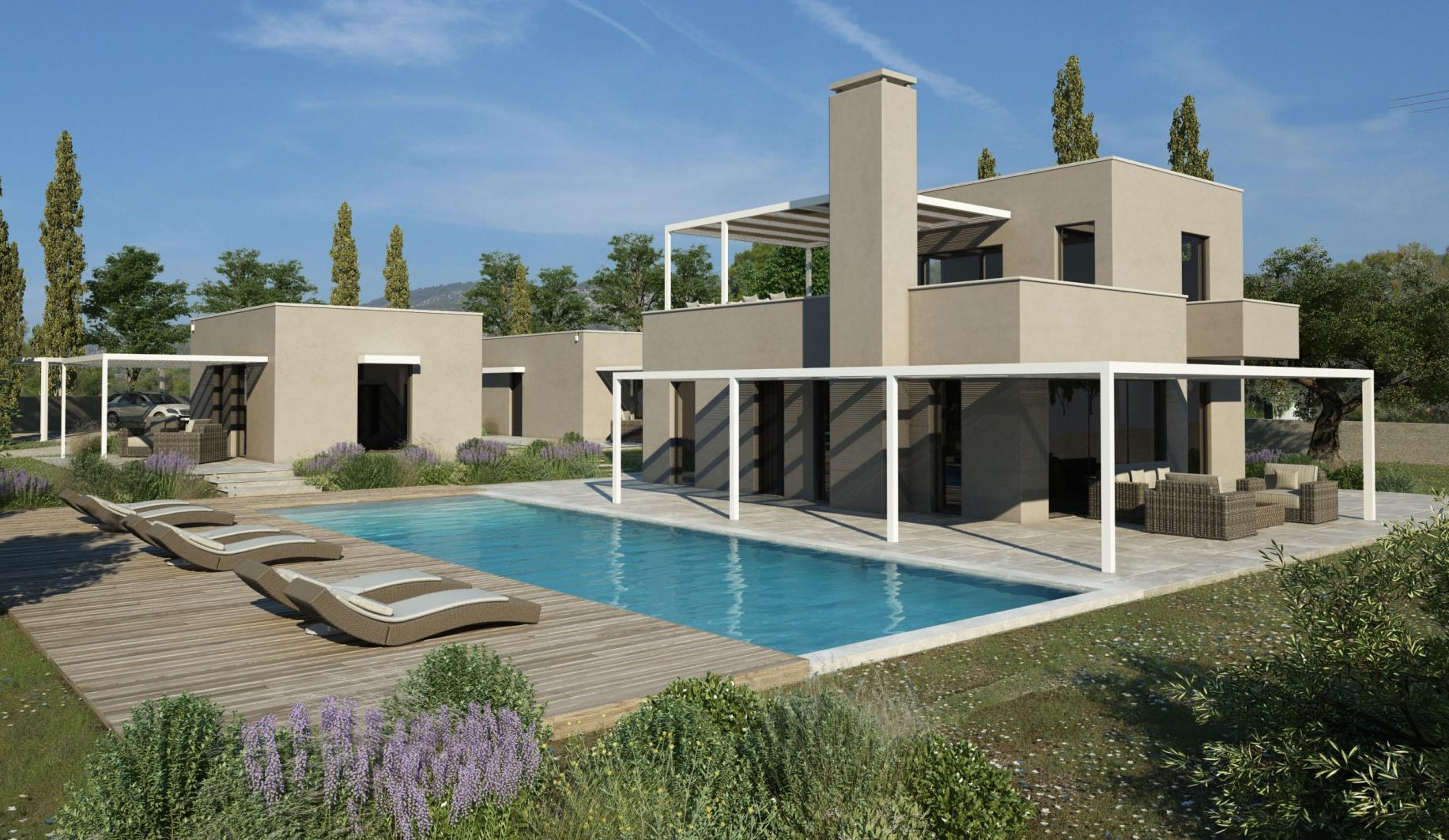 Villa – SRE1143728 – Peleponnese – Nafplio, Portocheli
